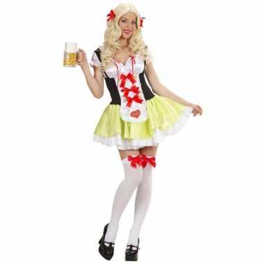 Biermeisje kostuum volwassenen carnaval