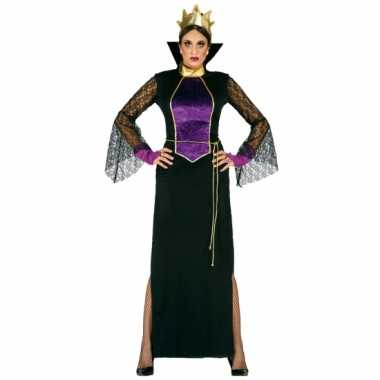 Boze stiefmoeder kostuum dames carnaval