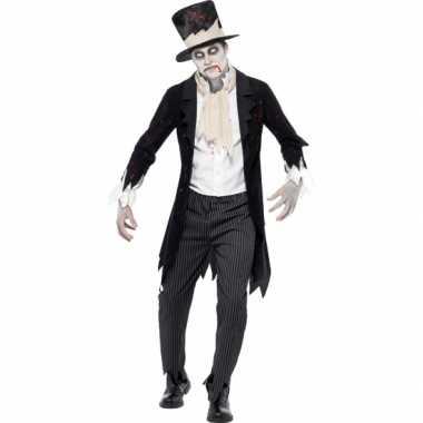 Bruidegom kostuum Halloween carnaval