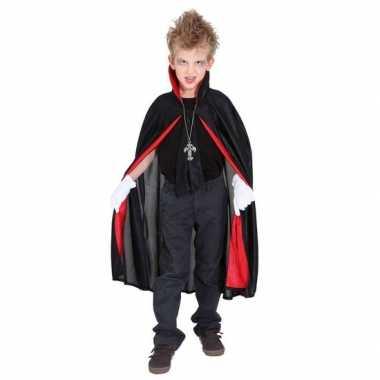 Carnavalskleding dracula/vampier verkleed kostuum jongens/meisjes/ki