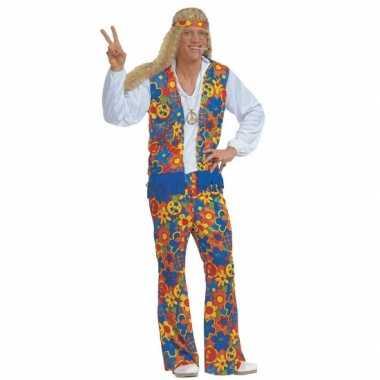 Carnavalskleding Hippie kostuum heren