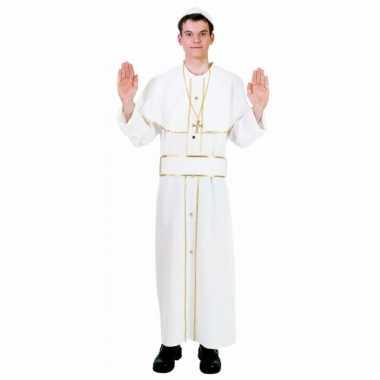 Carnvals kostuum Paus carnaval