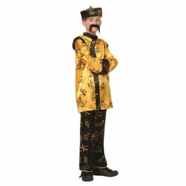 Chinees kostuum kinderen carnaval