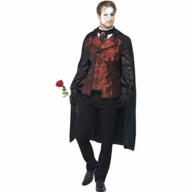 Dark Opera kostuum heren carnaval