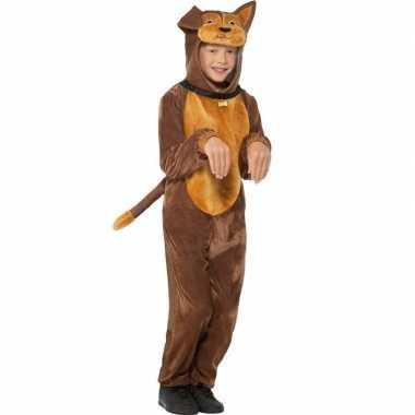 Dieren verkleed kostuum hond kids carnaval