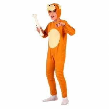 Dierenkostuum hond/honden verkleed kostuum kinderen carnaval