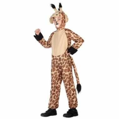 Dierenkostuum verkleed kostuum giraffe kinderen carnaval