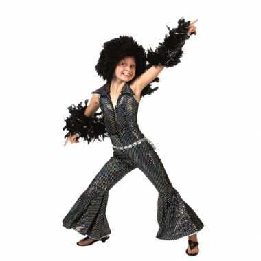 Disco kostuum s stijl kids carnaval