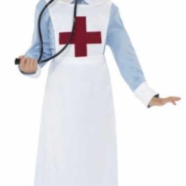 Eerste Wereldoorlog verpleegster kostuum carnaval