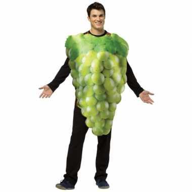 Funny kostuum druivenkostuum carnaval