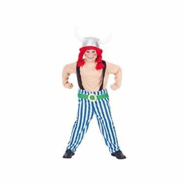 Gallier verkleed kostuum kinderen carnaval