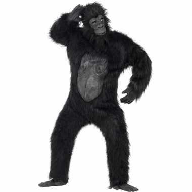 Gorilla kostuumken volwassenen carnaval