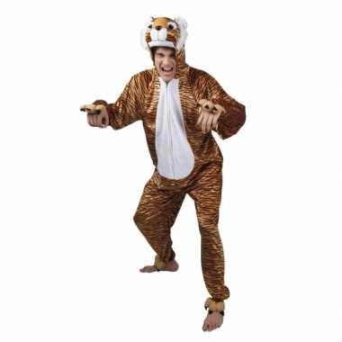 Huiskostuum tijger heren carnaval