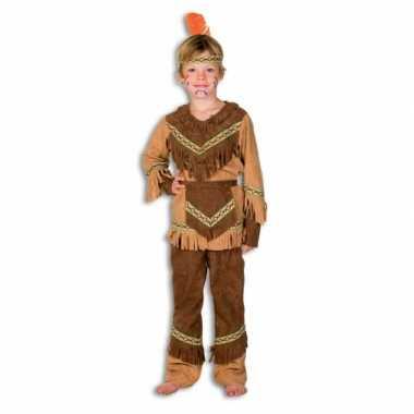 Indianen kostuumje kinderen carnaval