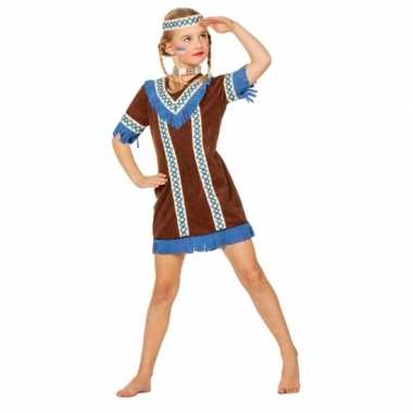 Indianenkostuum jurk meisjes carnaval