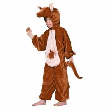 Kangoeroe verkleed kostuum kinderen carnaval