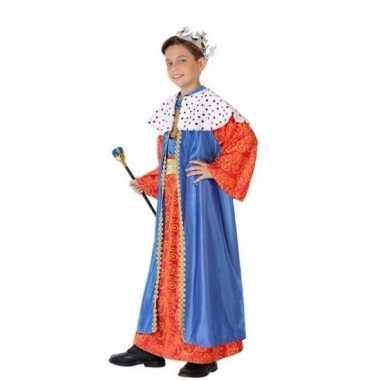 Kerst kostuum balthasar jongens carnaval