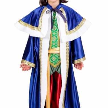 Kerst kostuum Balthasar kids carnaval