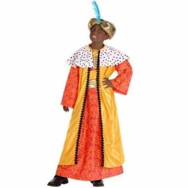Kerst kostuum casper jongens carnaval