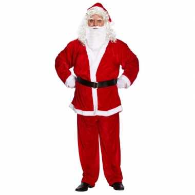 Kerstman kostuum xxl heren carnaval