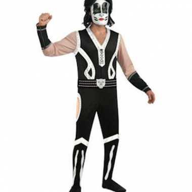 Kiss kostuum Peter Criss carnaval