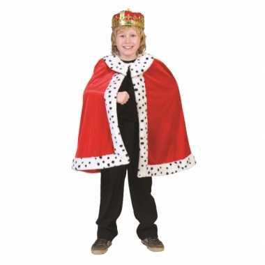 Konings kostuum kinderen carnaval