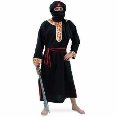 Kostuum arabier carnaval