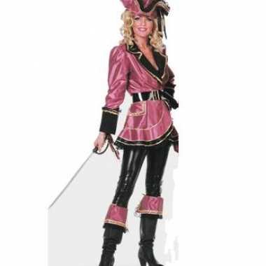 Kostuum  Carnavalskleding Piraat dames