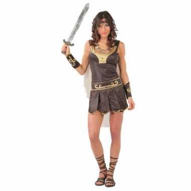 Kostuum  Dames gladiator carnaval kleding