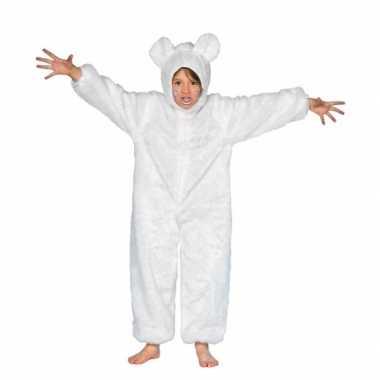 Kostuum  Dieren carnaval kleding ijsbeer kid