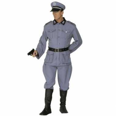 Kostuum  Duitse soldaat carnaval kleding