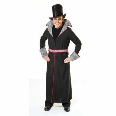 Kostuum  Halloween jas vampier carnaval