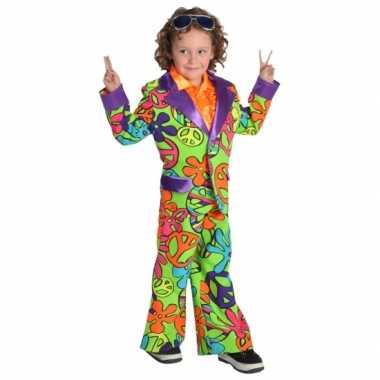 Kostuum  Hippie carnaval kleding jongens
