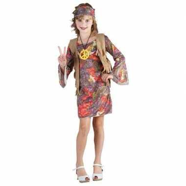 kostuum hippie kleding kinderen carnaval | kostuum-carnaval.nl