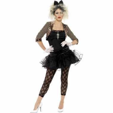 Kostuum  Jaren Madonna carnaval kleding