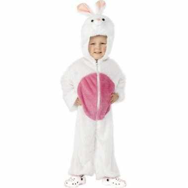 Kostuum konijn kindje carnaval
