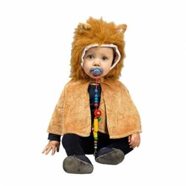 Kostuum leeuwtje babies carnaval