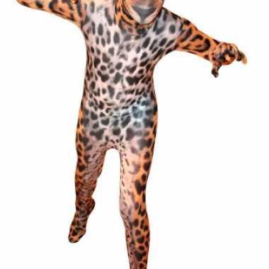 Kostuum luipaard print kids carnaval