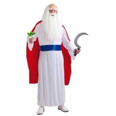 Kostuum magier kostuum druide carnaval