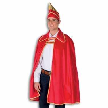 Kostuum prins carnaval verkleed kleding