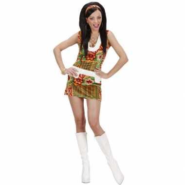 Kostuum  Sexy Hippie carnaval kleding vrouw