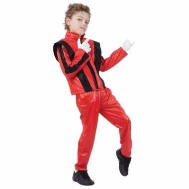 Kostuum thriller verkleed kleding kids carnaval