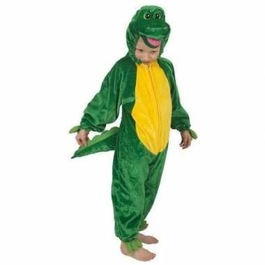 Krokodillen kostuumjes kinderen carnaval