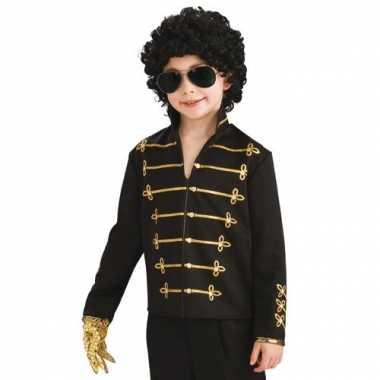 Michael Jackson Military kostuum kind carnaval
