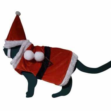 Mini kerst kostuum huisdieren carnaval