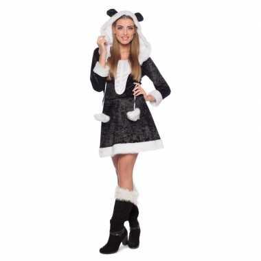 Carnavalskleding Dames.Panda Dieren Kostuum Dames Carnaval Kostuum Carnaval Nl