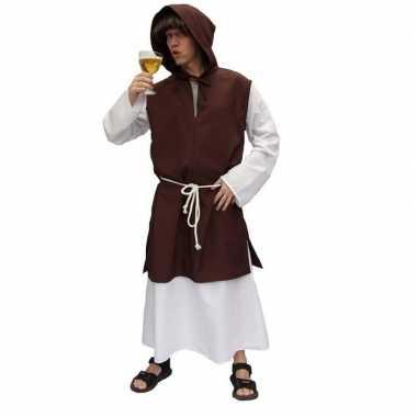 Pater Trappist kostuum carnaval
