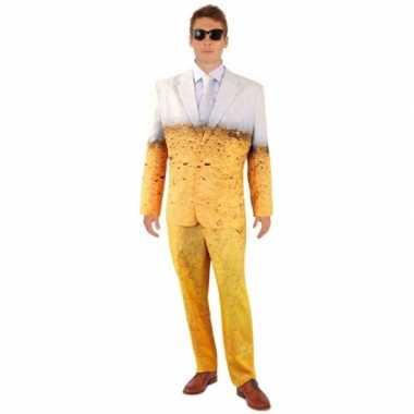 Pils kostuum heren carnaval