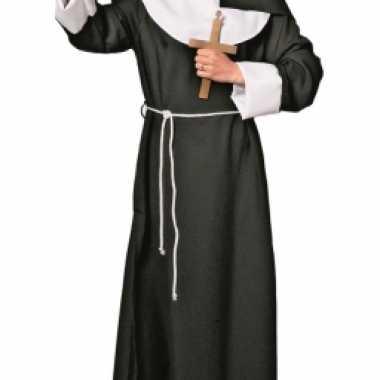 Religieus nonnen kostuum dames carnaval