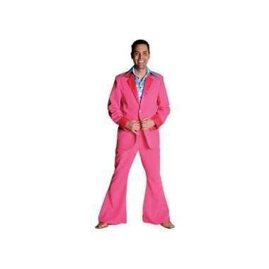 Roze verkleed kleding kostuum carnaval